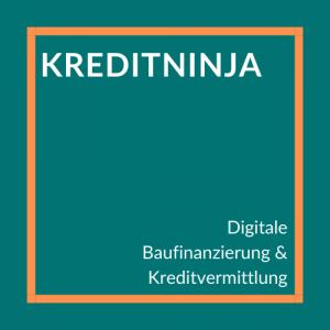 Kreditninja - Digitale Baufinanzierung und Kreditvermittlung